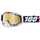 Glitch Purple Racecraft Goggle w/Gold Lens - 50110-152-02