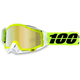 Solar Yellow Racecraft Goggle w/Gold Lens - 50110-157-02