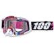Glitch Purple Racecraft Goggle w/Clear Lens - 50100-152-02