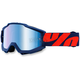 Raleigh Navy Accuri Goggle w/Blue Lens - 50210-158-02