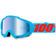 Acidulous Cyan Accuri Goggle w/Blue Lens - 50210-161-02