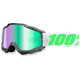 Newsworthy Gray Accuri Goggle w/Green Lens - 50210-163-02