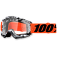 Voltaire Gray Accuri Goggle w/Clear Lens - 50200-159-02