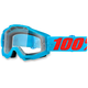 Acidulous Cyan Accuri Goggle w/Clear Lens - 50200-161-02