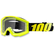 Youth Yellow Strata Goggle w/Clear Lens - 50500-004-02