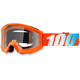 Youth Orange Strata Goggle w/Clear Lens - 50500-006-02