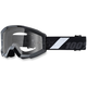 Youth Black Strata Goggle w/Clear Lens - 50500-166-02