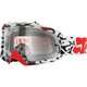 White/Clear Air Space Goggles - 15356-901-NS