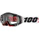 Zoolander Racecraft Goggles w/Clear Lens - 50100-177-02