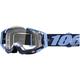 Tie Dye Racecraft Goggles w/Clear Lens - 50100-179-02