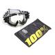 Tornado Enduro Accuri Goggles w/Dual Clear Lens - 50202-059-02