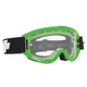 Green Breakaway Goggle w/Clear Lens - 323291233100