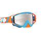 Happy DNA Omen Goggle w/Happy Bronze/Silver Mirror Lens - 323129811271