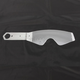 Clear Laminated Tear-Offs for Omen Goggles - 053131000228