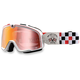 Osfa Barstow Classic Goggle w/Mirror Red Lens - 50002-182-02