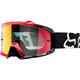 White/Red Spark Air Space 360 Race Goggles - 06334-911-OS