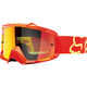 Red/Yellow/Orange Spark Air Space 360 Race Goggles - 06334-910-OS