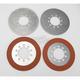 Organic Clutch Plate Kit - 1131-0428