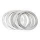 Steel Clutch Plates - 16.S12024