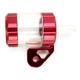 Red/Transparent Clutch Reservior - 00-01807-24