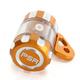 Gold/Transparent Clutch Reservior - 00-01808-23