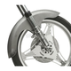 6.25 in. Wide Custom Stubby Front Fender - 18 in. Wheel - RWD-625STB