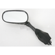 Black OEM Rectangular Mirror - 0640-0337