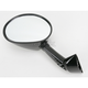 Black OEM Rectangular Mirror - 0640-0339
