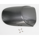 Black Carbon Fiber-Look Front Fender Extension - 0586030