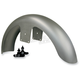 Raw Front Fender w/Black Adapters for 21 in. Wheel - RC140B