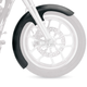 21 in. Raw Wrapper Tire Hugger Series Front Fender with Raw Blocks - 1402-0310