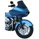 Hugger Series Aero Front Fender - 18 in. Wheel - 1401-0386