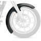Wrapper Tire Hugger Series Front Fender Kit with Powder Coated Blocks for 16-18 Inch Wheels - 1402-0333