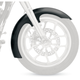 Slicer Tire Hugger Series Front Fender Kit with Powder Coated Blocks for 16-18 Inch Wheels - 1402-0336