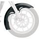 Tude Tire Hugger Series Front Fender Kit for 21 Inch Wheels - 1402-0338