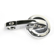 Chrome Clamp-On Shooter Mirrors - 0640-0787