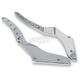 Tracker Chrome Fender Struts - 02152009CH