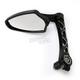 Chrome Felipe Classic Bar End Mirror - 00-00211-31