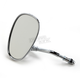 Chrome Mini-Oval Billet Mirror W/ 5