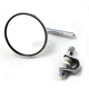 Stainless Steel Clamp-On Universal 4 in. Stem Mirror - 0640-0964