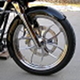 5.5 in. Wide Front Fender w/Raw Spacers - RWD-50129