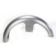 Raw Steel 26 in. Fender Kit w/ Chrome Adapters - FNDRKT14-26