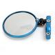 Blue Left Hindsight LS Mirror - HSLS-303-L