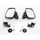 UTV Side Mirrors w/New Style Clamp - 0640-1088