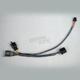 Adapter Harness for Handlebar-Mounted CB Audio System - JMDM-ADT-JCB03