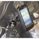 Black Samsung Galaxy S4 Case and Metal Handlebar Mount - PS-SGS4M