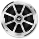 Chrome Universal 6 1/2 in. Coaxial Speaker - MSX60CP