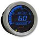 Silver 4 in. Speedometer  - BA051000