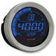 Silver 4 in. Tachometer  - BA051100