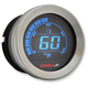 Silver 2 in. Ambient Air Temperature Gauge  - BA050000